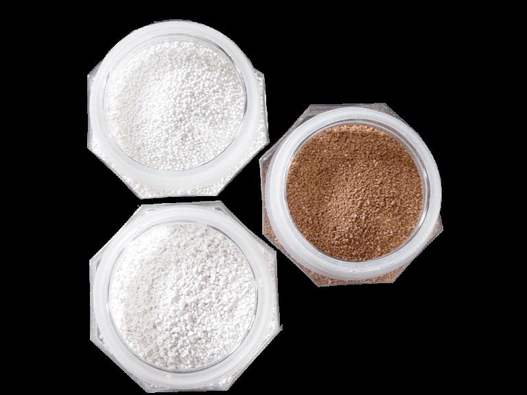 Adsorbenty przemysłowe (aktywny tlenek glinu i glinka)